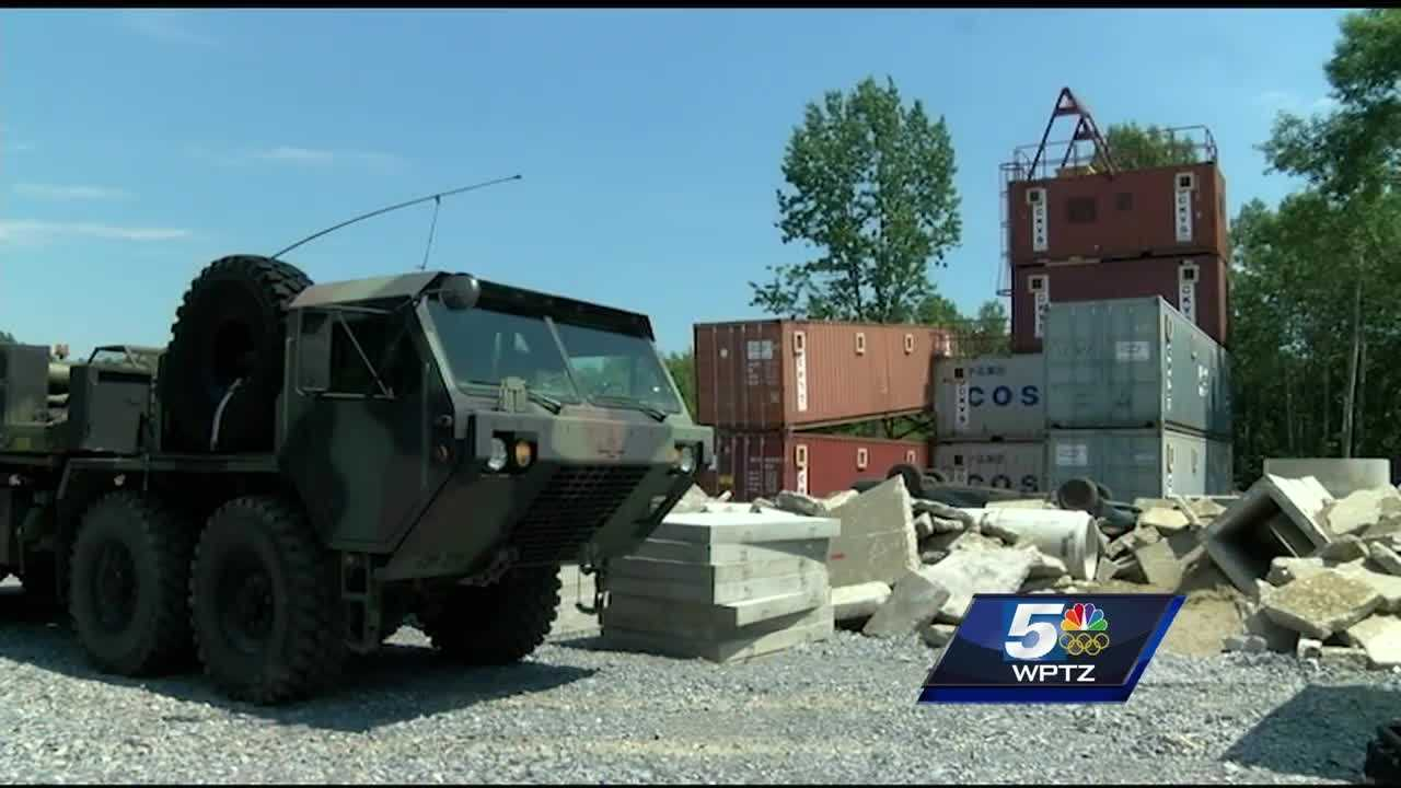 Vermont National Guard announced Operation Vigilant Guard, a catastrophe training coming to Vermont at the end of July.