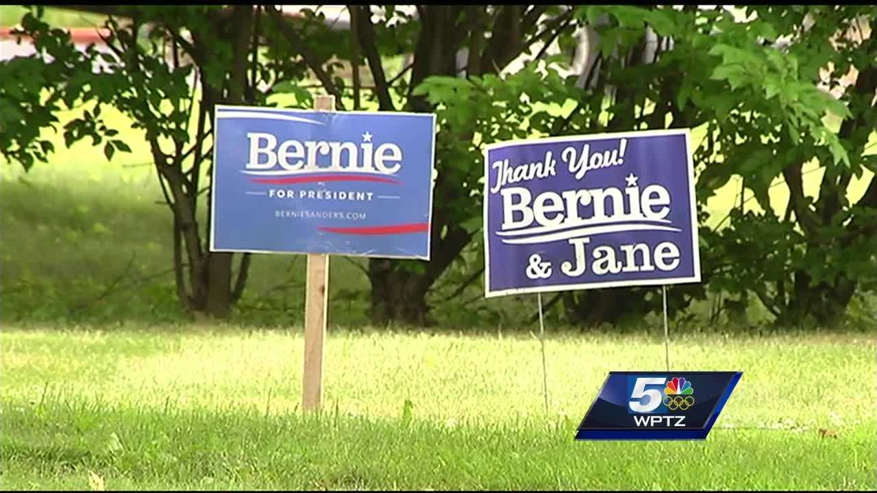 As Sen. Bernie Sanders prepared to address the Democratic National Convention in Philadelphia Monday, back in his home state, Vermonters were eager to hear what Sanders would say.