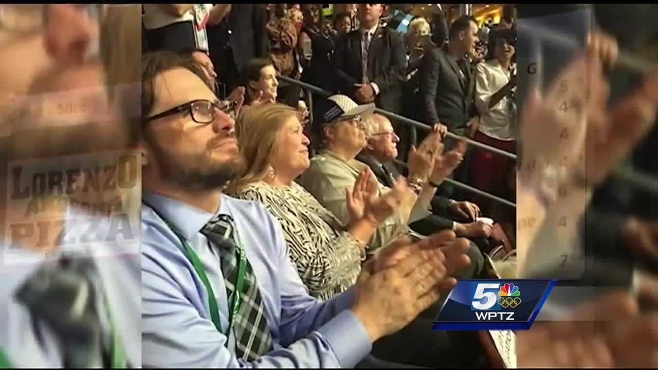 It's not all glitz and glamour at the Democratic National Convention in Philadelphia. Several democrats from Vermont's delegations shared their experience of the week.