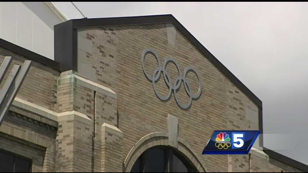 Lake Placid is ready for the summer Olympic games.