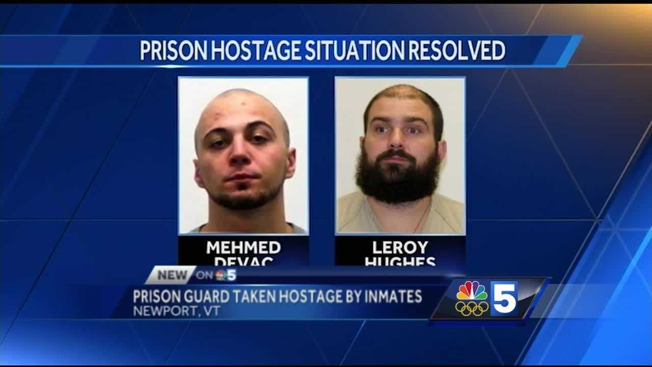 Vermont State Police continue to investigate just how two inmates were able to take a corrections officer hostage inside the Northern State Correctional Facility.