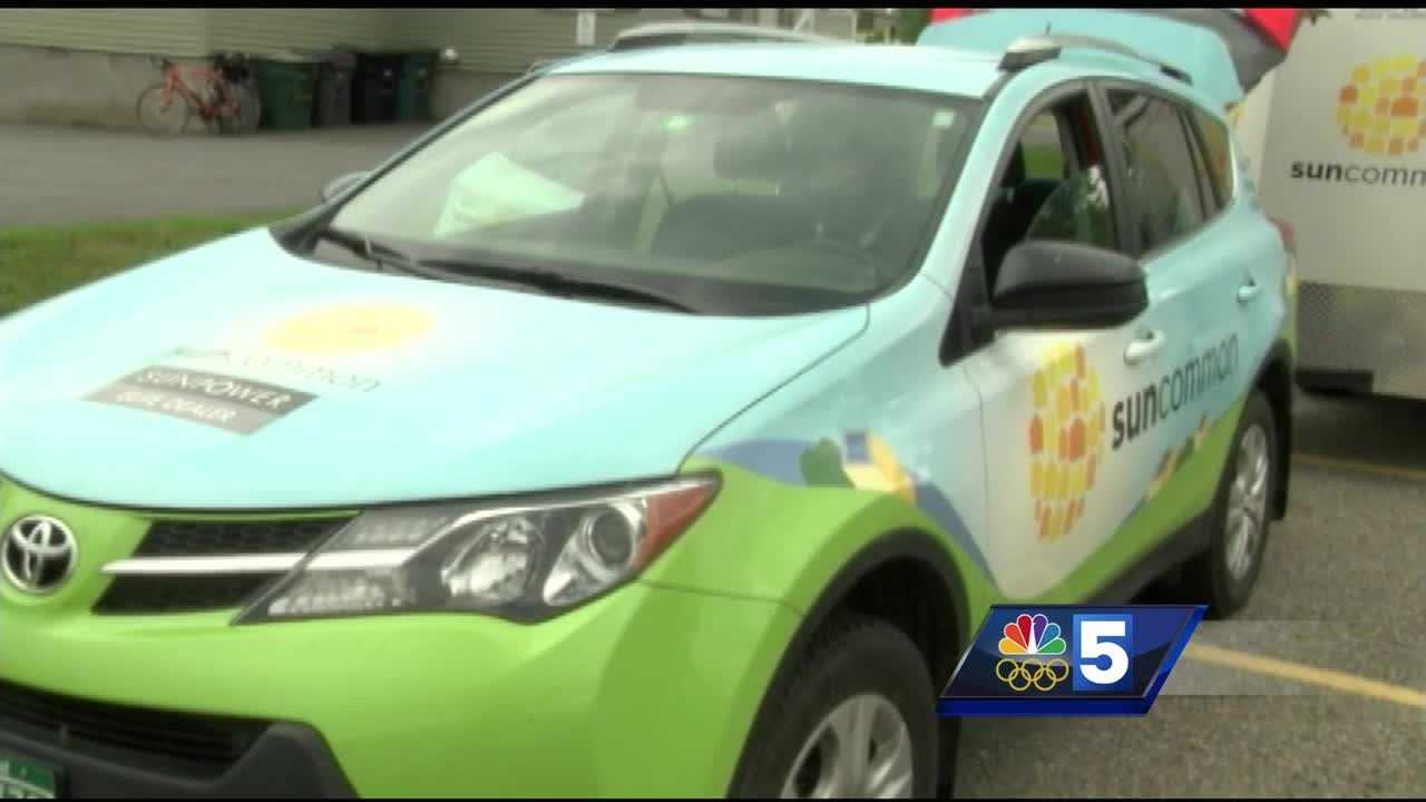 The third annual Sun Common CARnival featured eco-friendly cars for every budget, many powered in part by solar panels.