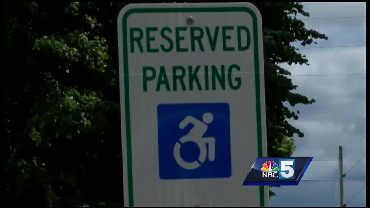 The city of Plattsburgh is looking to get more handicapped-accessible.