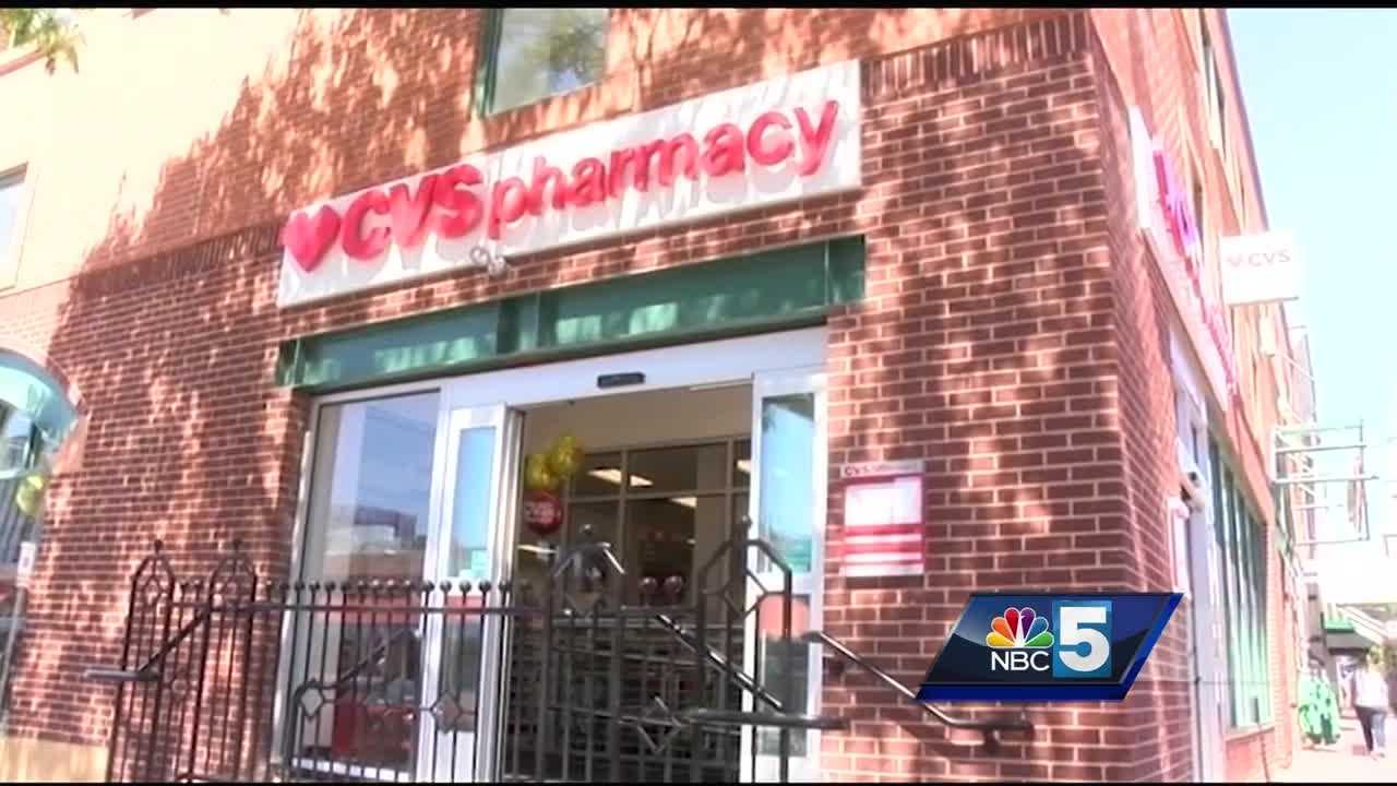 Drug stores are popping up around the Queen City, the latest on Burlington's Church Street Marketplace.