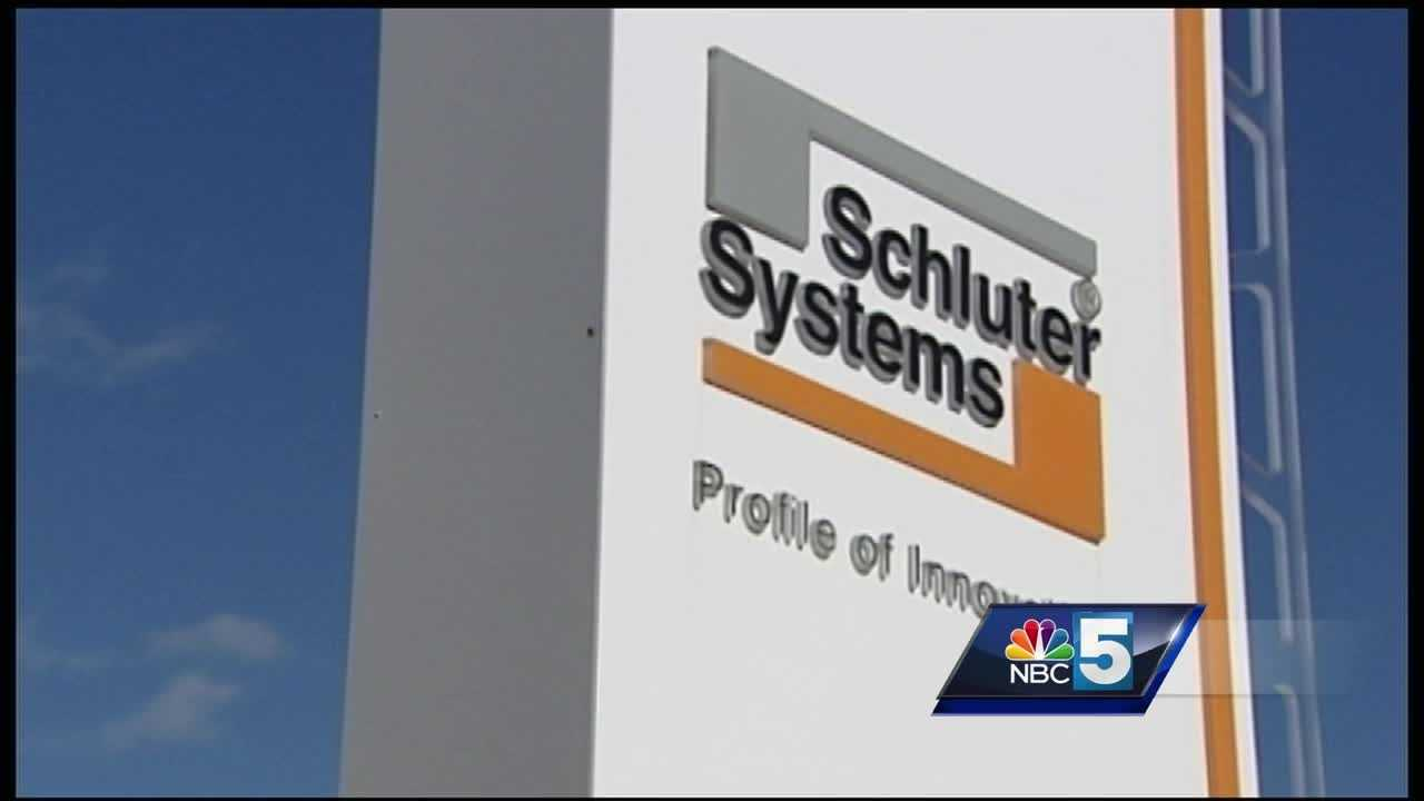 There's a lot going on at Schluter Systems, the tile installation company that employs more than 300 people in Plattsburgh.