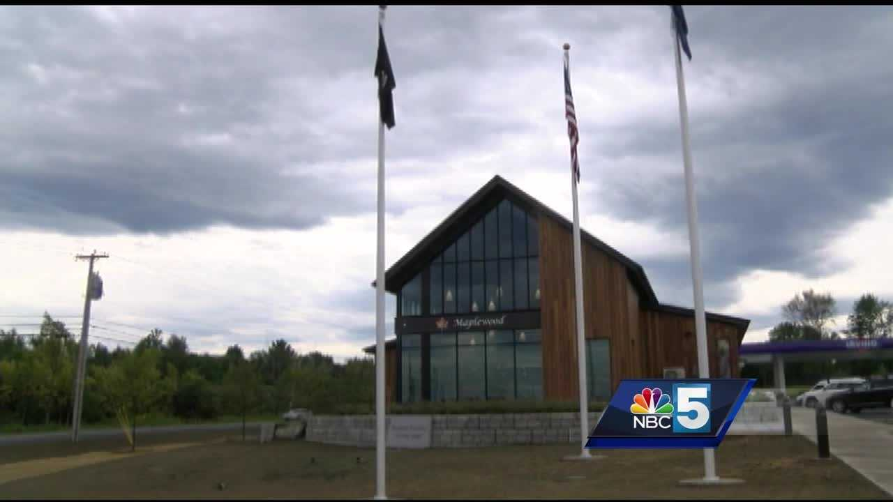 Vermont's first 24-hour traveler service center is set to open on Sept. 2.