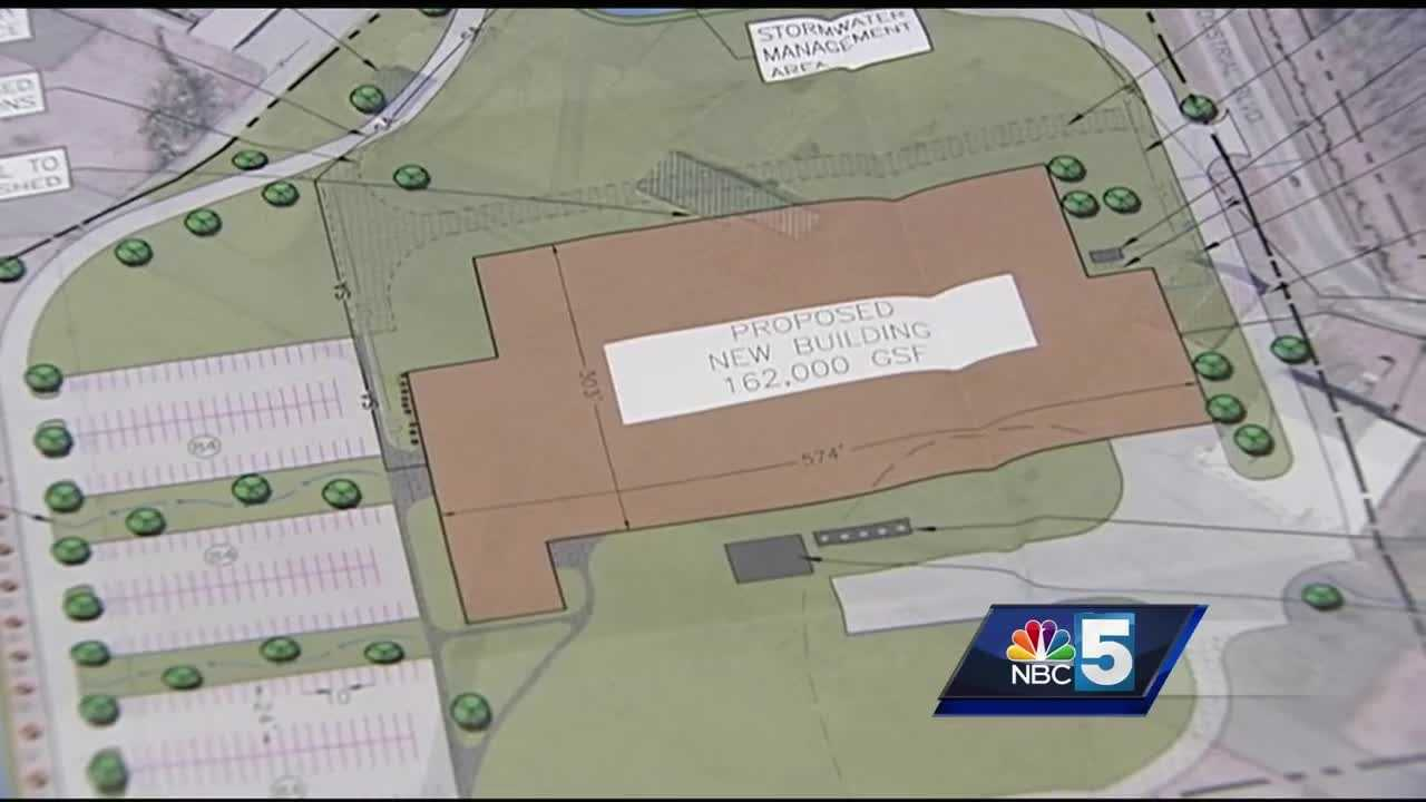 The Plattsburgh planning board received the first submission from Norsk Titanium on Wednesday.