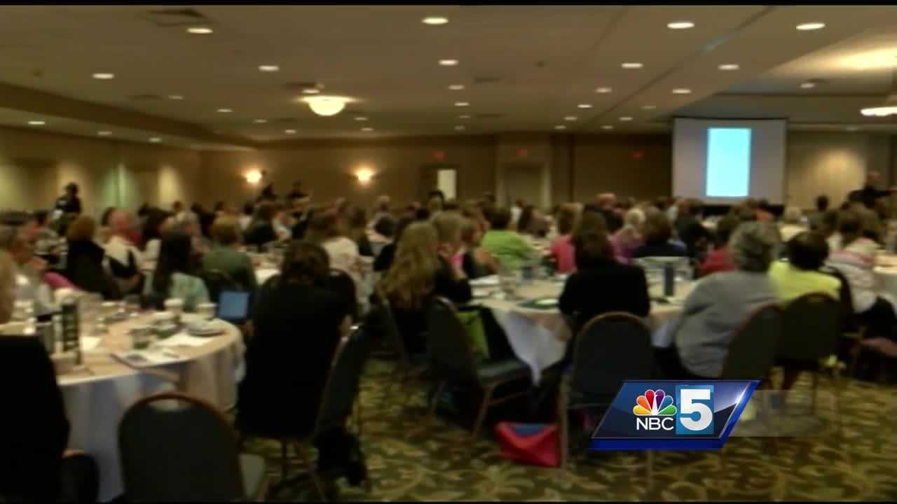Hundreds of people came together in Killington on Thursday for a conference addressing substance abuse in Vermont.  Organizers said it was designed to strengthen collaborations between prevention, treatment and recovery professionals around the state.