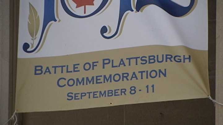 Hundreds of re-enactors will take to the streets in the Lake City this weekend to commemorate the 1814 Battle of Plattsburgh.