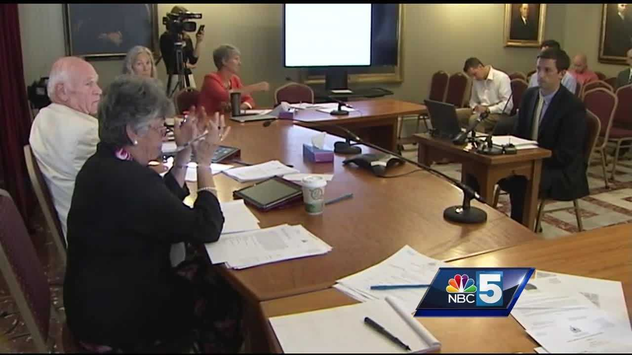 Vermont's Joint Justice Oversight Committee met Monday to discuss issues related to marijuana legalization in Vermont.