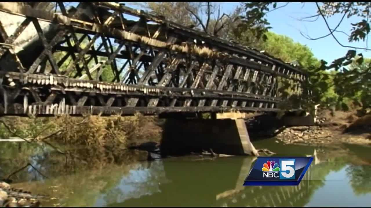 The cause of a fire that destroyed a historic covered bridge in Vermont's Addison County is still undetermined, and Vermont State Police are continuing their investigation.