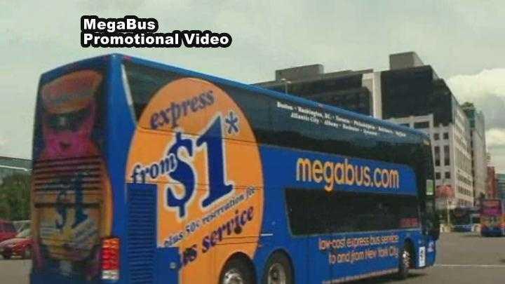 MegaBus Coming To Burlington, Offers $1 Tickets To Boston - 28700464