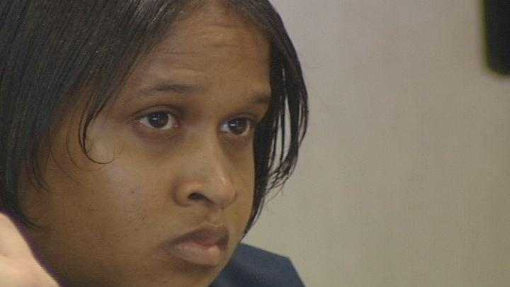 Latonia Congress was convicted of second-degree murder in the 2011 fatal stabbing of her niece Shatavia CeCe Alford.