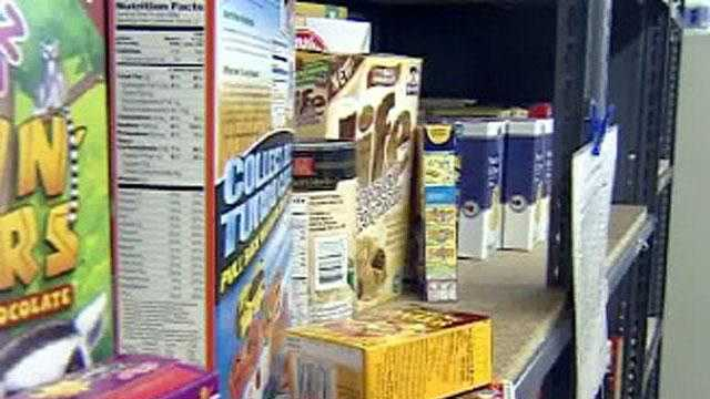 0528 Food Pantry Donations - 16418299