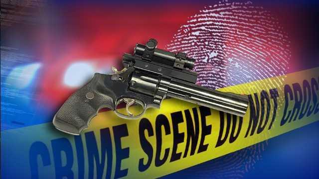 Crime Scene - gun