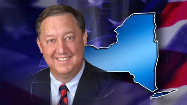 Plattsburgh City Mayor Don Kasprzak