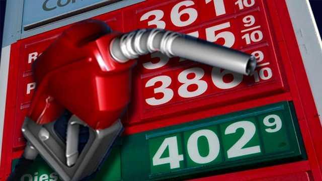Gas prices - generic