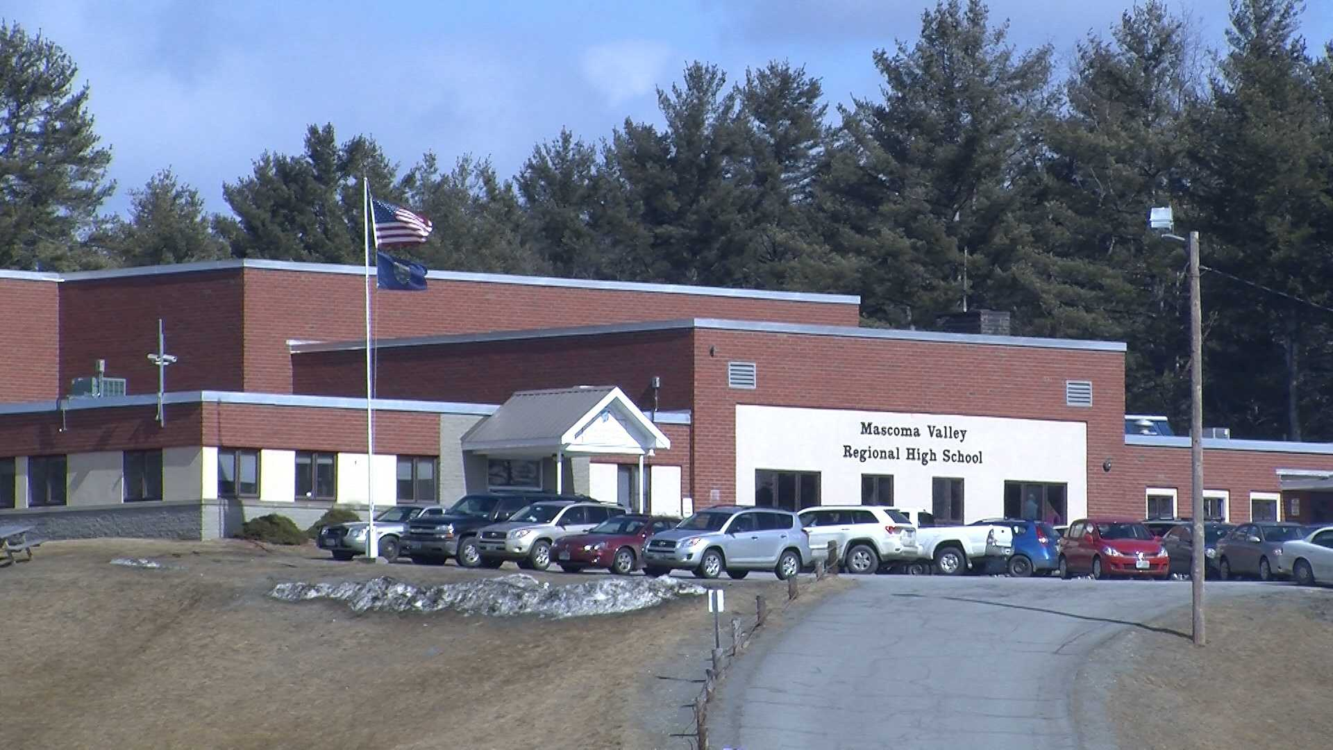 Mascoma Valley High School was built in 1963 and has never been renovated.