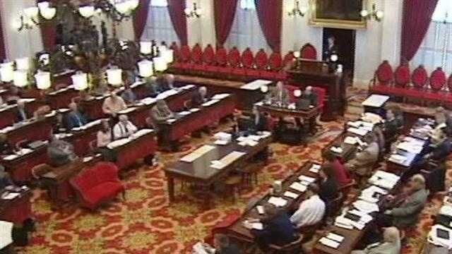 Vermont legislators passed the budget in the house Friday, despite some pushback from Republicans who say they don't like a six percent increase.