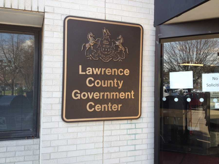 Lawrence County Government Center