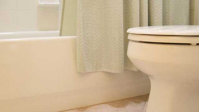 Bathroom, toilet