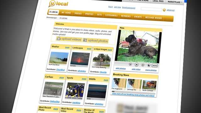 The new u local section makes it easier than ever for you to connect with us and your neighbors by sharing your photos and videos. When you see breaking news, post your content to the breaking news section and we may use your photo and video on air.