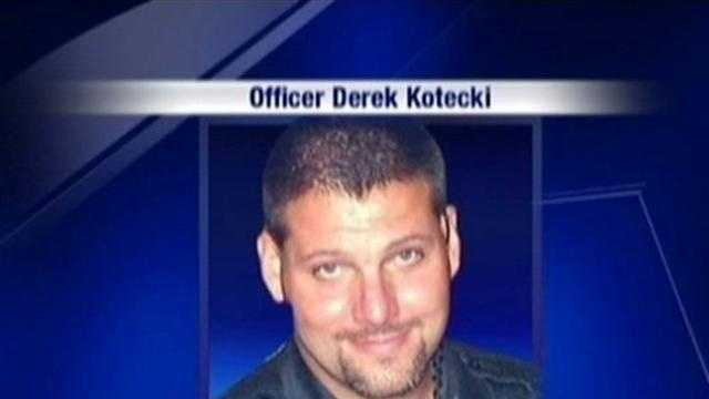 Officer Derek Kotecki