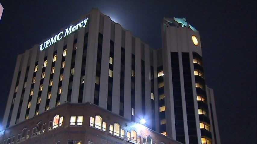 UPMC Mercy hospital