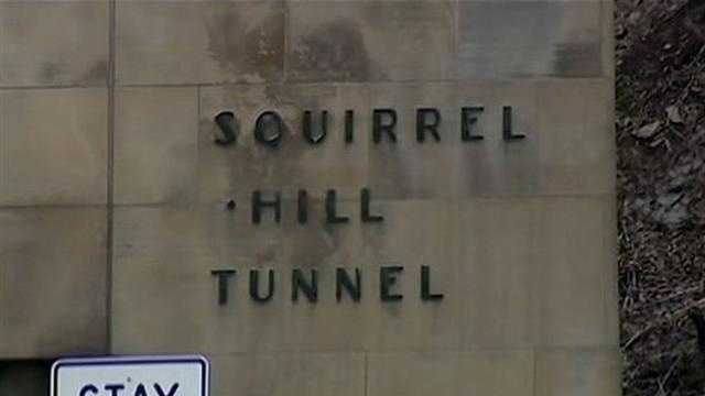 Squirrel Hill Tunnel