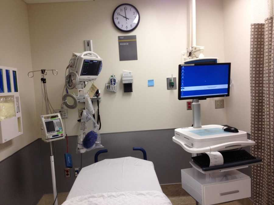 Highmark Emergency Room