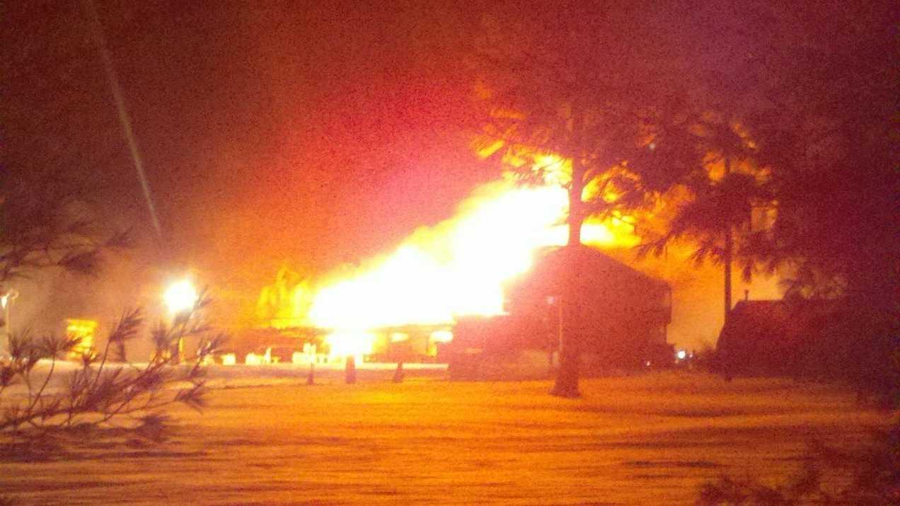 Nemacolin Fire