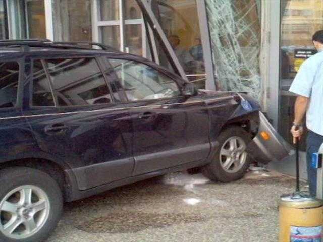 PNC Crash