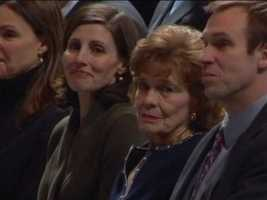 Joe Paterno's wife, Sue