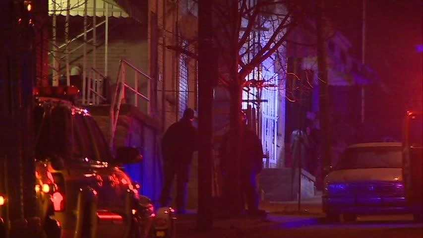 He was taken into custody at a Hill District apartment.