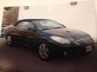 Karissa Kunco's car, a Toyota Solara, was also gone when she went missing.