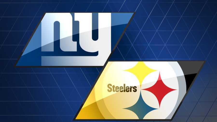 Steelers vs. Giants
