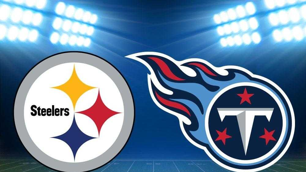 Steelers Titans