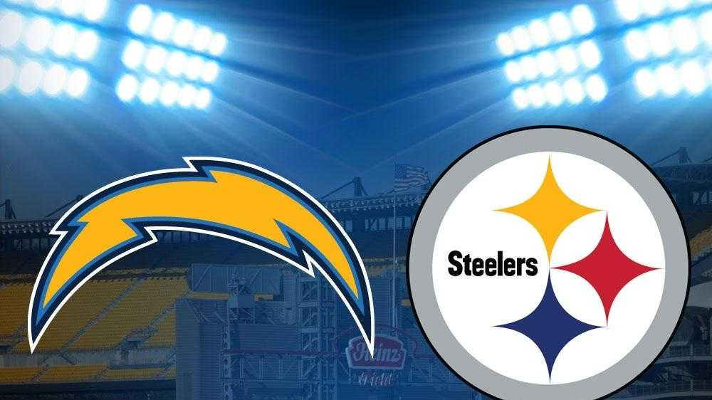 Chargers Steelers