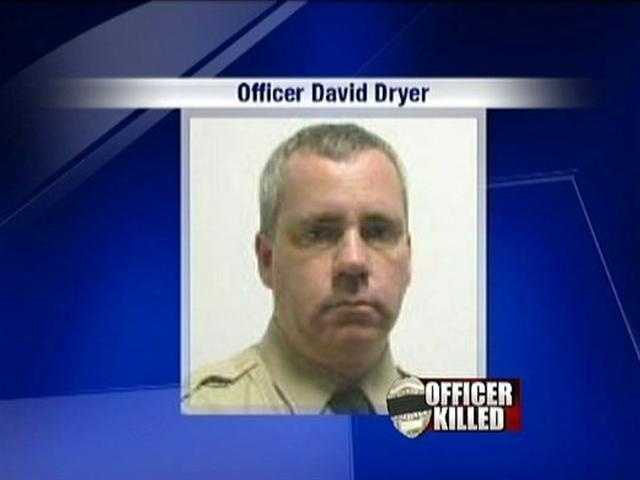 Officer David Dryer