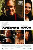 """Wonder Boys"" (2000) - Filmed on campus at Carnegie Mellon University, Shady Side Academy and Chatham College (not yet a university). Michael Douglas plays a burned-out professor&#x3B; his students are a pre-""Spider-Man"" Tobey Maguire and a ""Dawson's Creek""-era Katie Holmes."