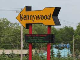 Kennywood is back open for business. One of the area's first amusement parks is set to open again on Saturday.
