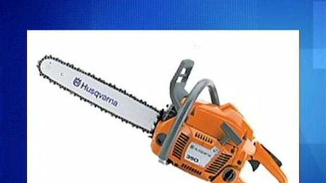 11PM CHAINSAWS CHARGED