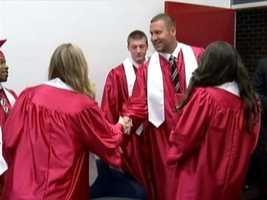 Ben Roethlisberger graduates from Miami University