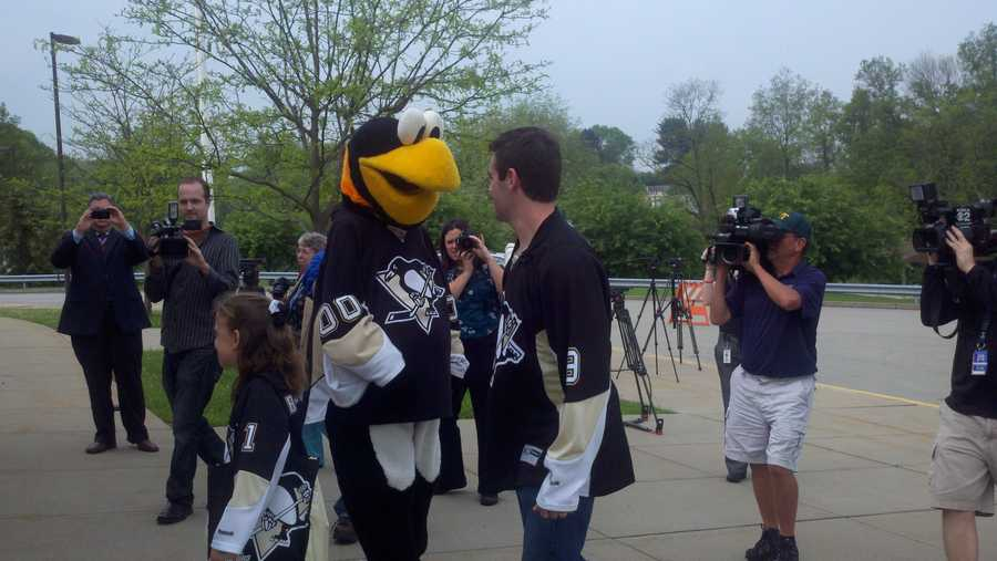 Iceburgh and Pascal Dupuis