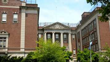 1) Julia R. Masterman Laboratory and Demonstration School in PhiladelphiaIt was ranked #1 statewide and #60 nationally.