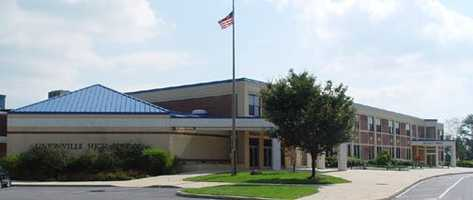 8) Unionville High School in Kennett SquareIt was ranked #8 statewide and #670 nationally.