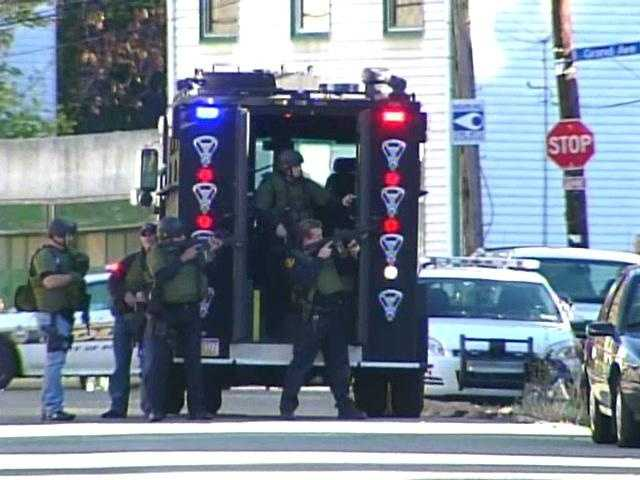 Pittsburgh's SWAT team responds to what are determined as critical incidents. There were 145 deployments of the unit in 2011.
