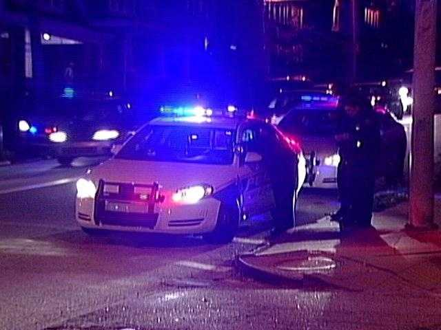 Pittsburgh Police officers were involved in 121 police pursuits in 2011.