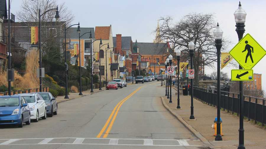 In Mount Washington, where burglary reports were high, the community development corporation said there were also many car break-ins last year, but it's still an attractive area.