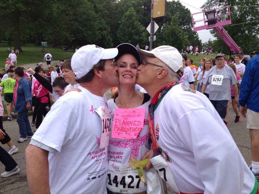 Nancy and Gary Tuckfelt and Bob Bukk